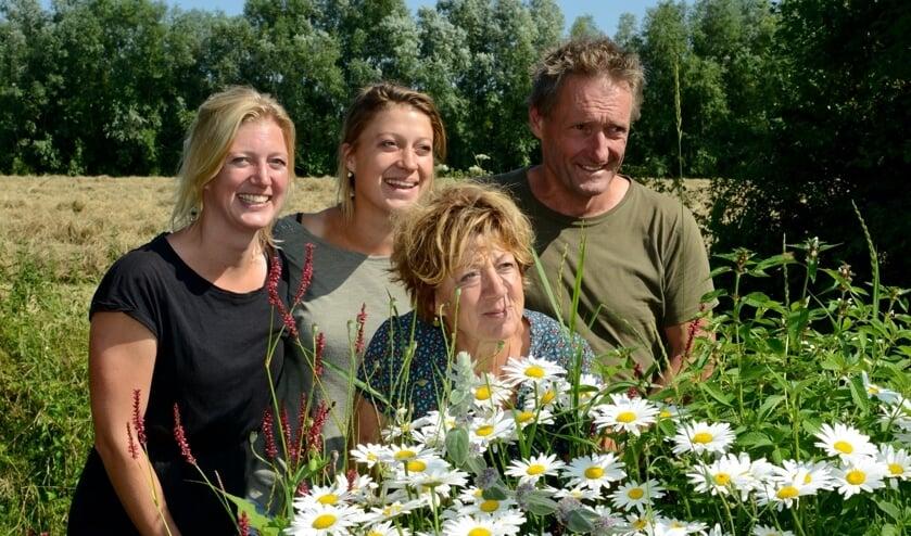 <p>De twee dochters Els en Iris nemen van hun ouders Wim en Margreet van Koeverden het buitensportcentrum &ldquo;Wilgje Buitensport&rdquo; over. </p>