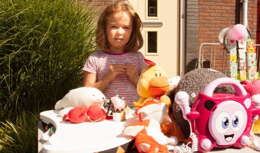 • Vooral veel speelgoed wisselde van eigenaar.