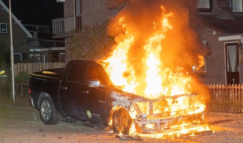 <p>&bull; In maart, mei en juni 2021 gingen drie auto&rsquo;s in de omgeving van de Reederijstraat in vlammen op.</p>