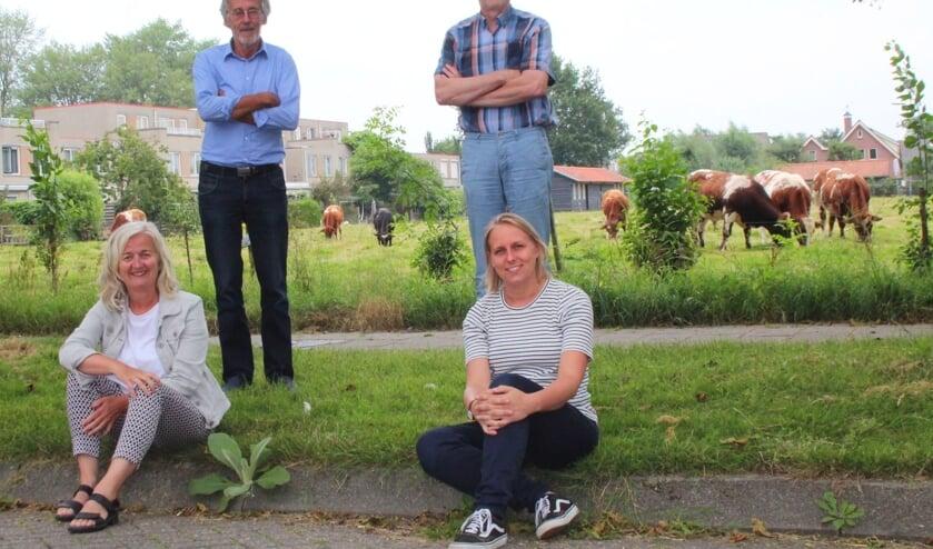 Marie-José de Zeeuw, Koos Lieshout, Henk Lindeman, Sanne de Bruijne (en Henk de Groot) zijn Achterveld Actief gestart.