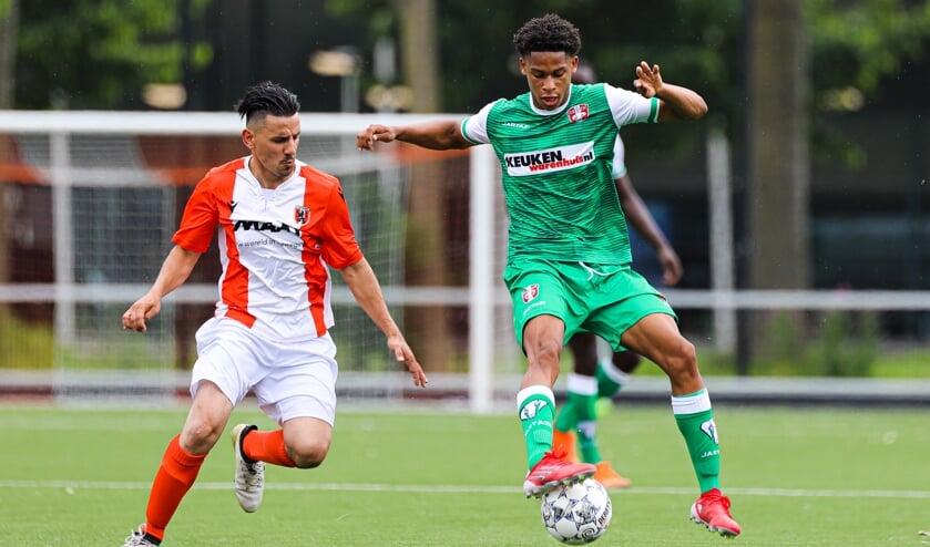 <p>• Alblasserdam - FC Dordrecht (1-7).</p>