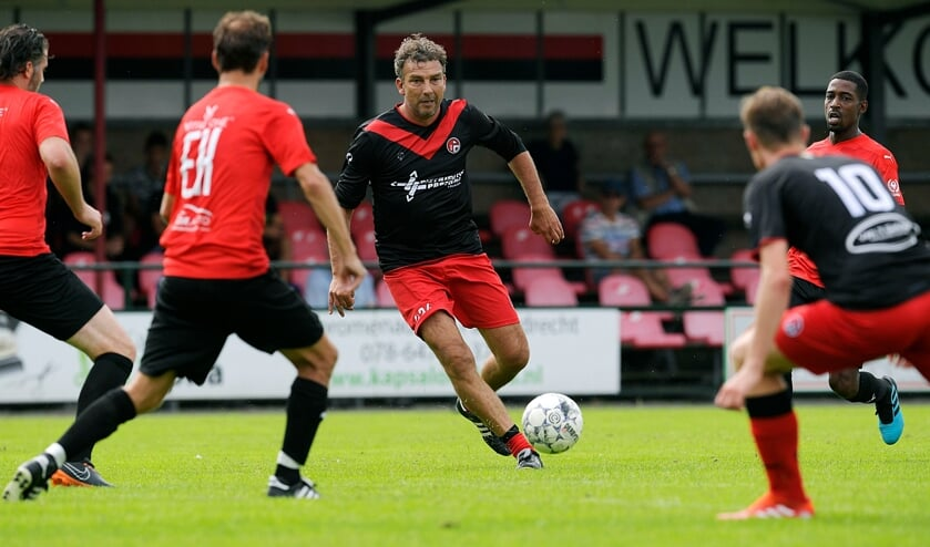 <p>&bull; Papendrecht - FC De Rebellen.</p>