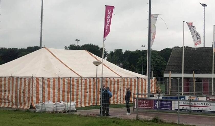 <p>De STAM-tent is niet meer weg te denken bij tal van Montfoortse evenementen.&nbsp;</p>
