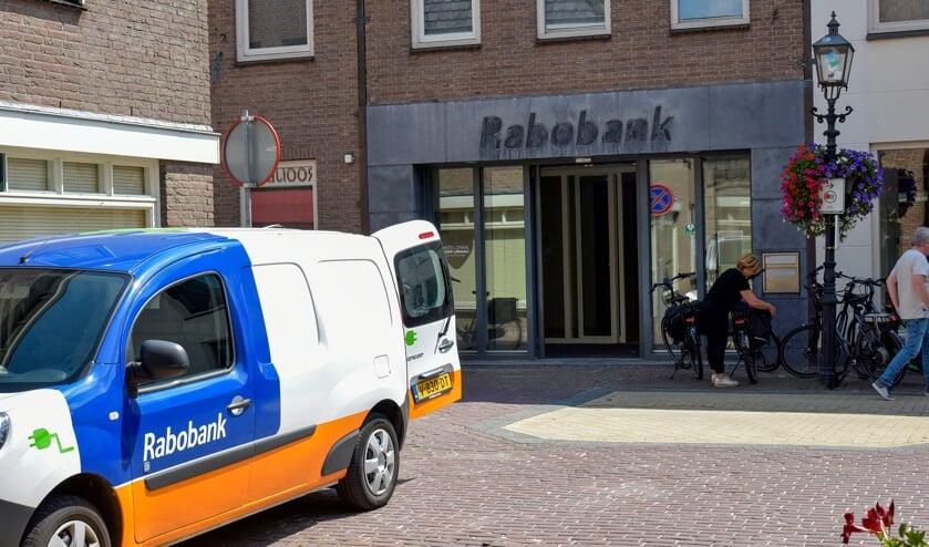 <p>De Rabobank Montfoort sluit voorgoed haar deuren en verwijdert ook de geldautomaat.&nbsp;</p>