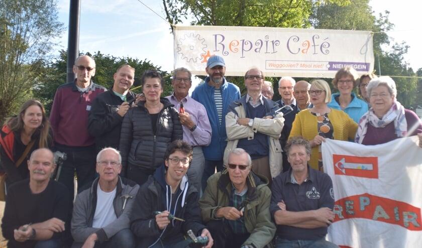 <p>Het Repair Caf&eacute; Nieuwegein wordt gerund door vrijwilligers.</p>