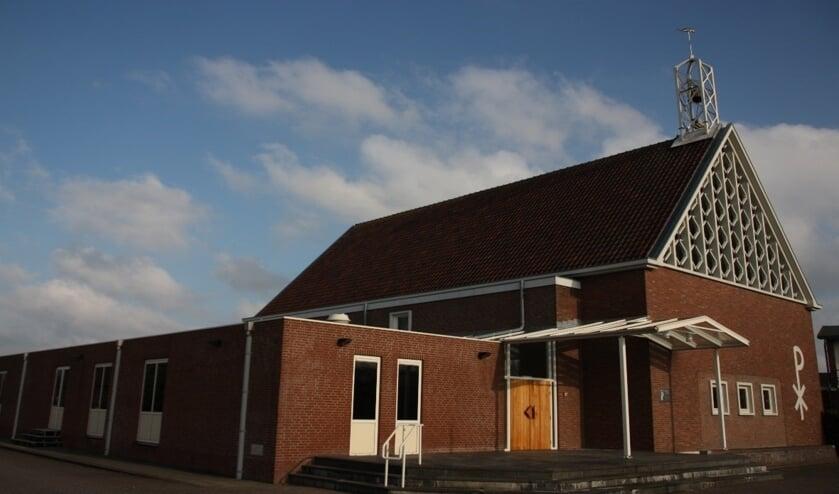 <p>De Brugkerk aan de Lopikerweg Oost in Lopik.</p>
