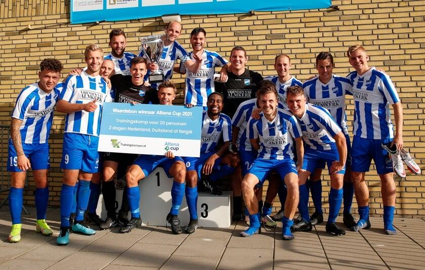 <p>• Almkerk winnaar tweede editie Altena Cup.</p>