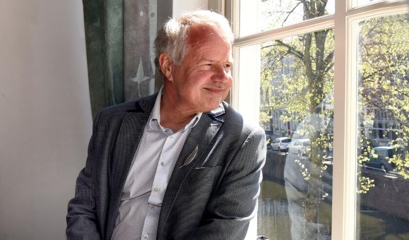 <p>Gouida's stadsdichter Peter Nootdhoek dicht nog een jaartje door.</p>