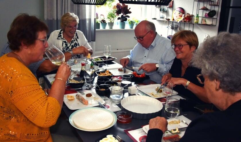 <p>Burgemeester Backhuijs was van de partij tijdens Feest Maal 50. &nbsp;</p>