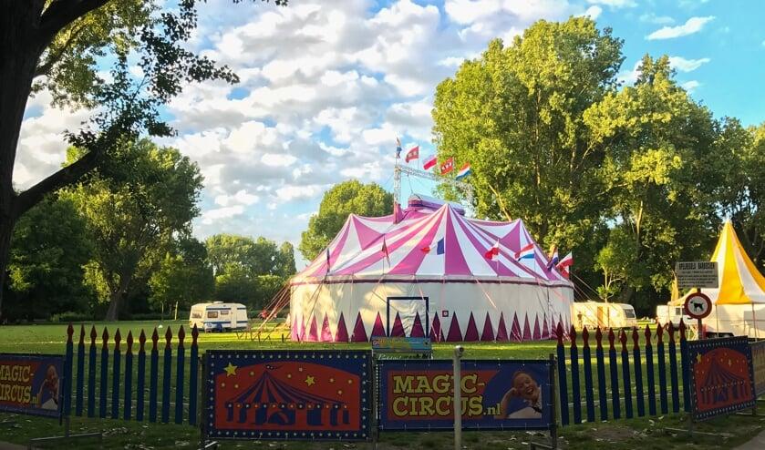 <p>Het Magic Circus komt van 1 tot en met 6 oktober naar Nieuwegein met de voorstelling &#39;&Oslash;pfang&#39;.</p>