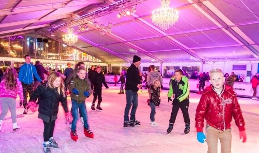 • De ijsbaan van Papendrecht.