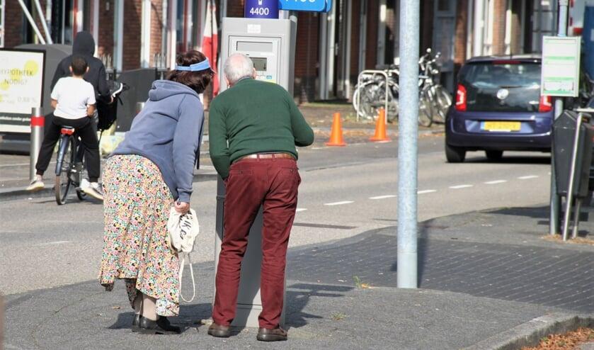 <p>&bull; Het parkeerbeleid in de binnenstad zorgt voor een hoop gemopper in Woerden.&nbsp;</p>