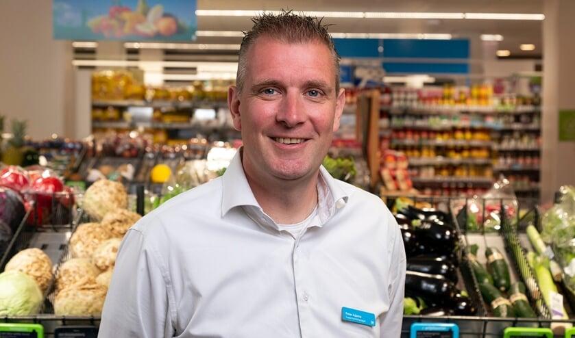 <p>Supermarktmanager Peter Adema: &ldquo;Albert Heijn Montfoort krijgt het allernieuwste winkelconcept.&rdquo;</p>