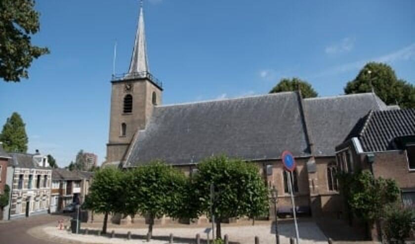 De Dorpskerk is een van de open monumenten.