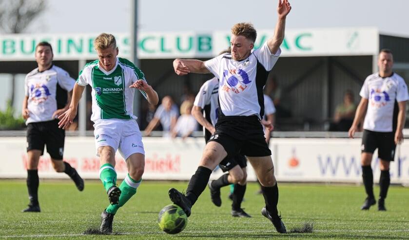• VVAC - Lekkerkerk (4-0).
