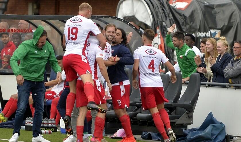 <p>• Kozakken Boys - Spakenburg (3-3).</p>