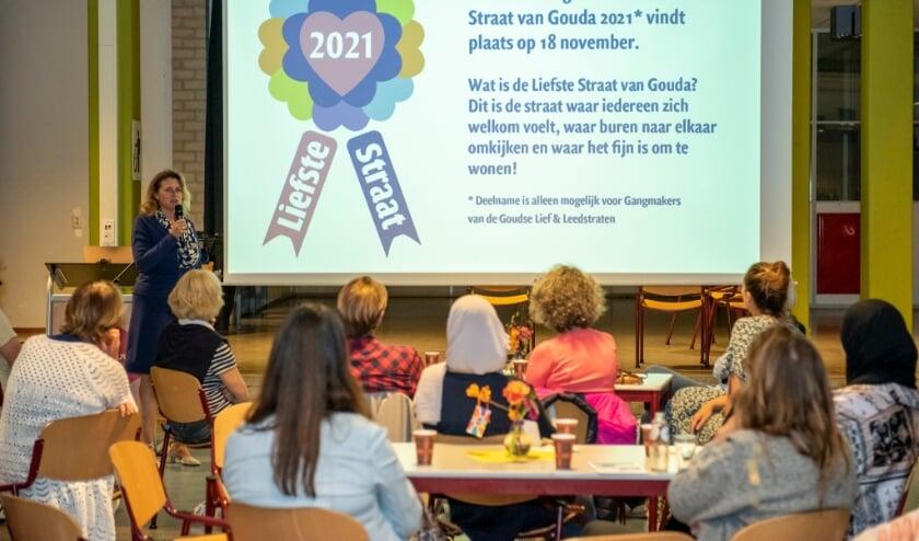 <p>Wethouder Corine Dijkstra ondersteunt de actie.</p>