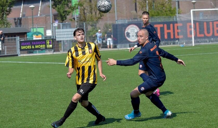 <p>Bekerwedstrijd tussen Montfoort SV&#39;19 en het IJsselsteinse IJFC. Eindstand 3-1.</p>