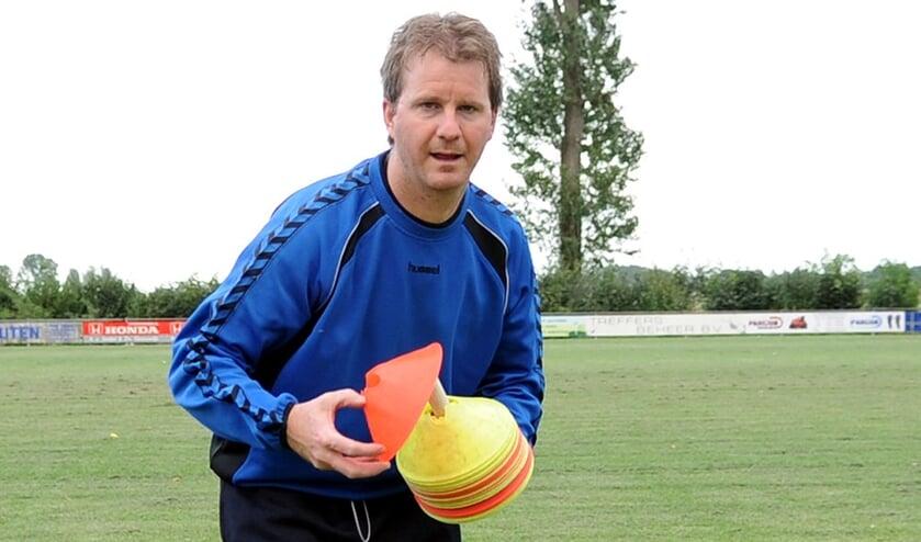 <p>• Trainer Eugène van der Heijden.</p>