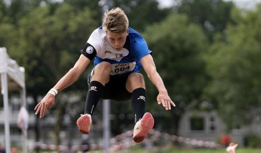 <p>• Nieuw clubrecord voor Justin Sluijter.</p>