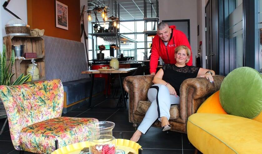 <p>Cor Jansen van Jorksveld en partner Bianca gaan voor gastvrijheid: By Gastro!</p>