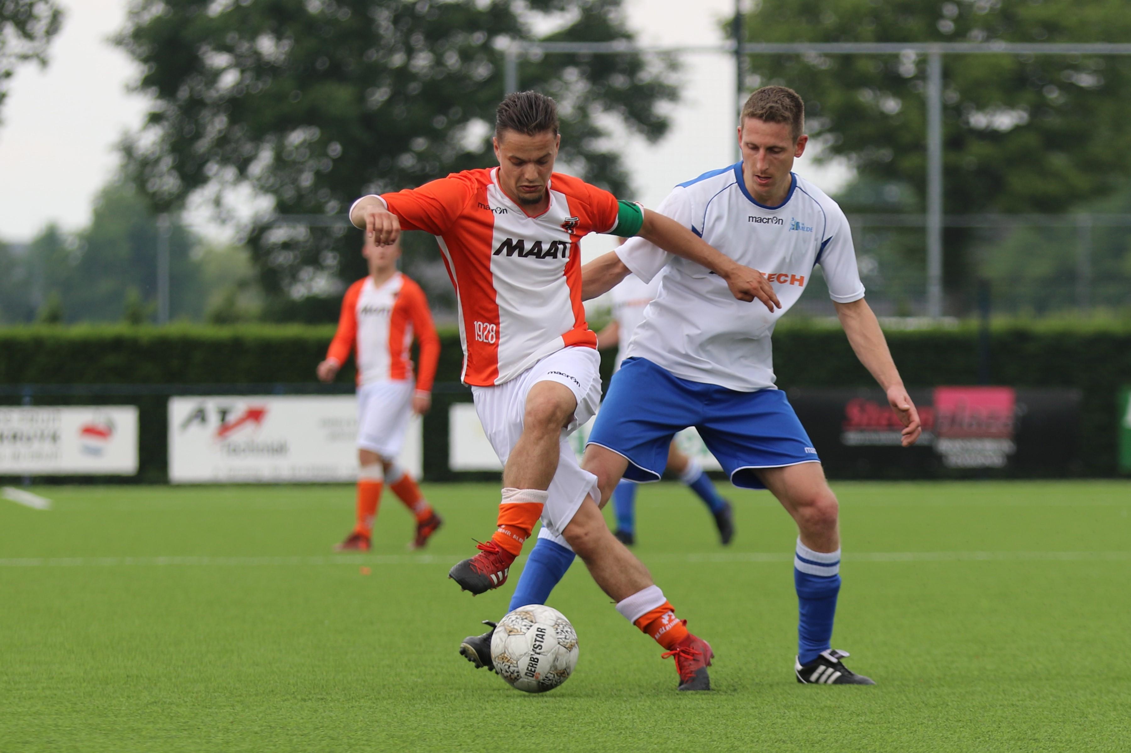 Ameide haalt nacompetitie regio-voetbal.nl © regiosport