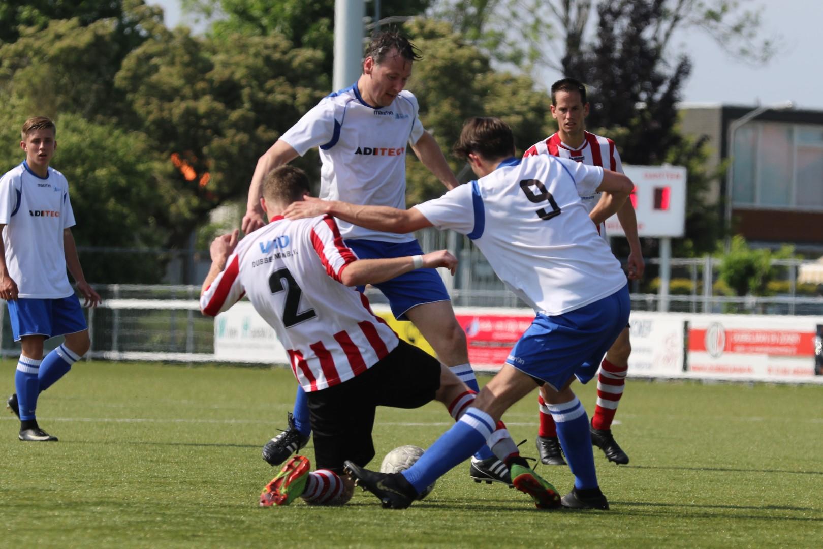 Ameide in ondertal na verlenging onderuit regio-voetbal.nl © regiosport