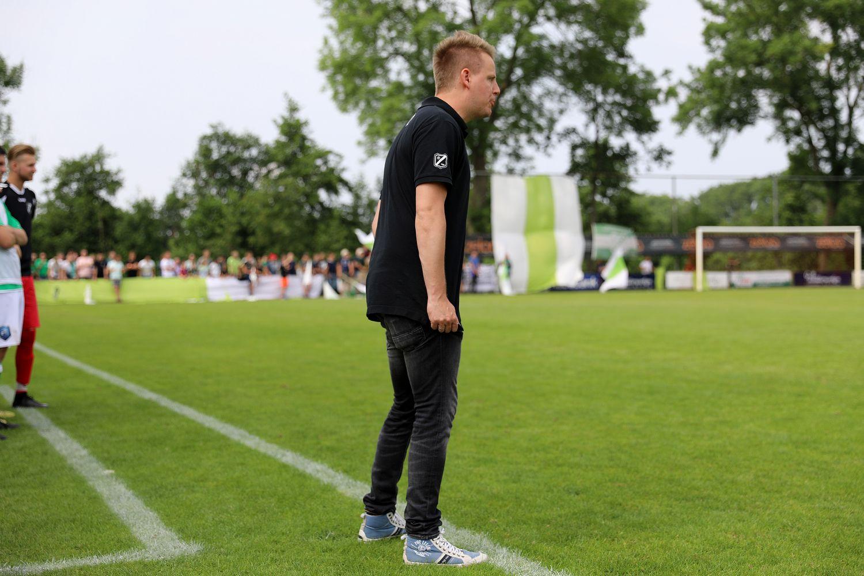 Toch geen derde seizoen Marten Boverhof bij VVAC