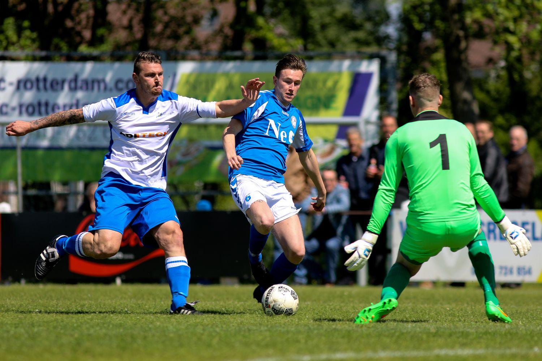 Ameide ontsnapt op valreep aan nederlaag in Schelluinen regio-voetbal.nl © regiosport