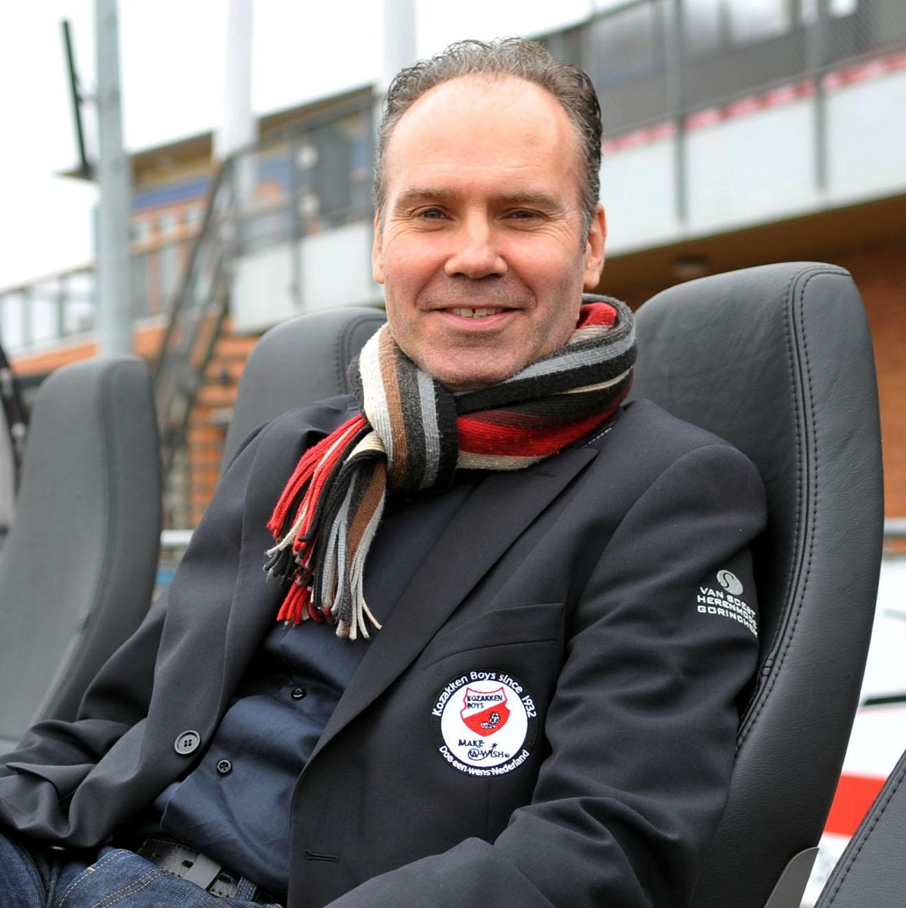 Ton Cornelissen nieuwe trainer van TSC