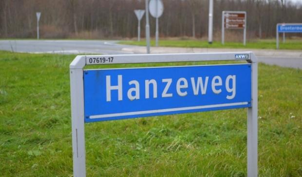 <p>Extra druk op de Hanzeweg.</p>