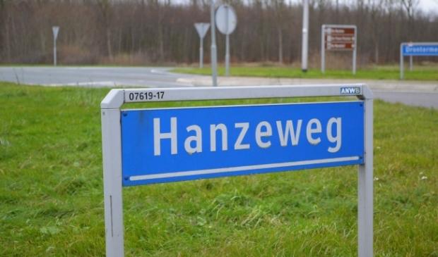<p>Hanzeweg</p>