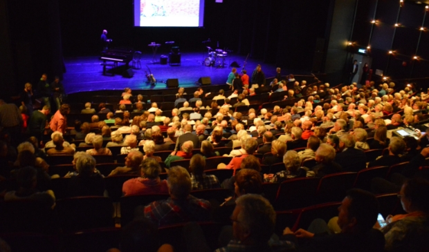 <p>Theaterzaal De Meerpaal.</p>