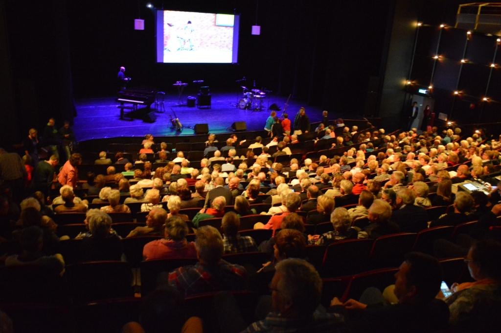 Theaterzaal De Meerpaal.