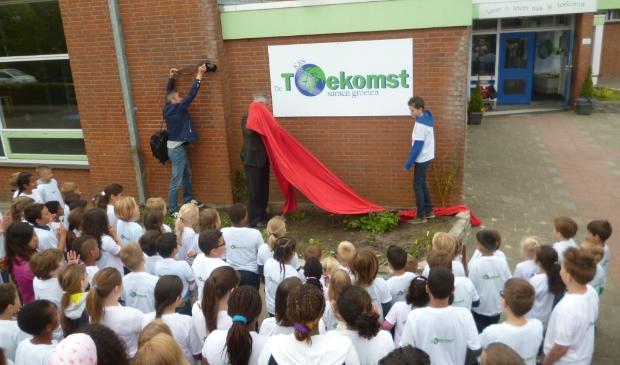 Basisschool De Toekomst in Dronten.