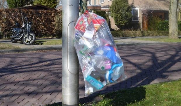 <p>Plastic afval</p>