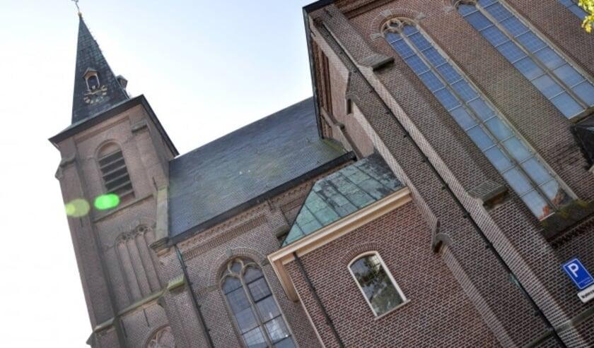 Letterlijke donderpreek voor kerkgangers in Genemuiden