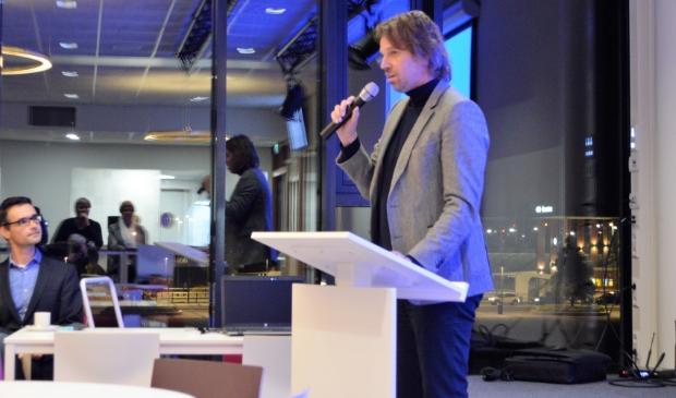 OVDD-bestuurslid Mark Hetsen