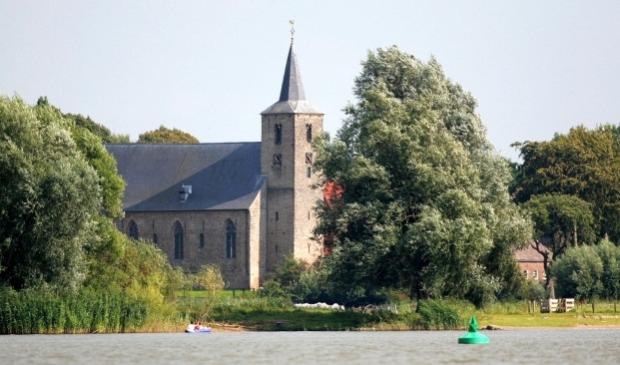 <p>Sint Lambertuskerk in Wilsum </p>