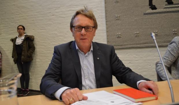 Wethouder Jaap Oosterveld (ChristenUnie)
