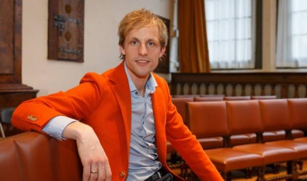 Ronald Mulder stadhuis Zwolle.