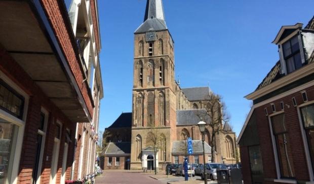 De omgeving rond de Bovenkerk heet tijdens de Hanzedagen het Prinsenkwartier.
