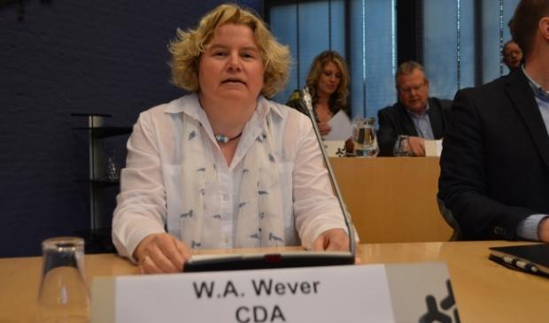 Willemien Wever (CDA)