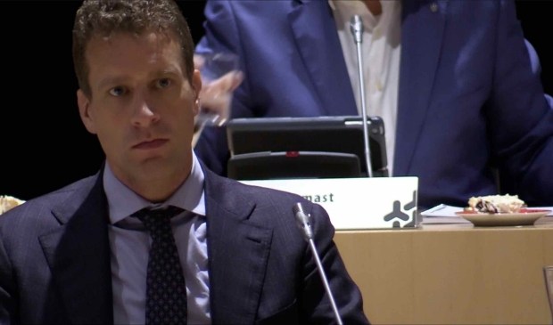 <p>Barry Hoogezand (VVD)</p>
