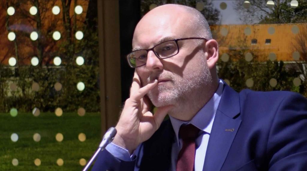 <p>Wethouder Peter van Bergen - Leefbaar Dronten</p>