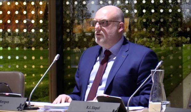 Wethouder Peter van Bergen - Leefbaar Dronten