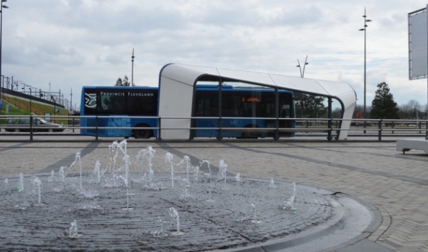 <p>Busstation Dronten</p>