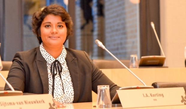 <p>Irene Korting (VVD)</p>