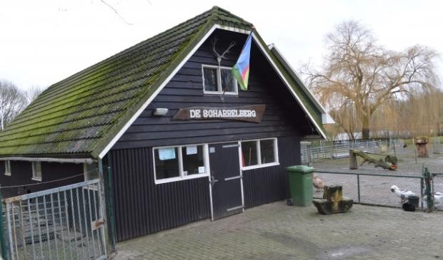 <p>De Scharrelberg in Biddinghuizen.</p>