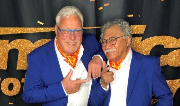<p>Henk &amp; Mick</p>